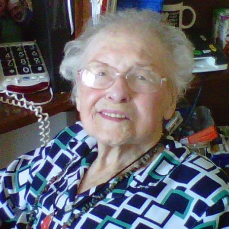 Bedonna Ashapa Age 97 2011 08 31